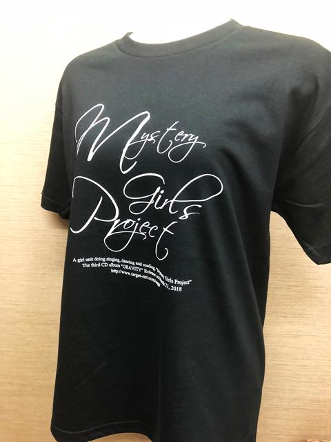MGPフォントTシャツ
